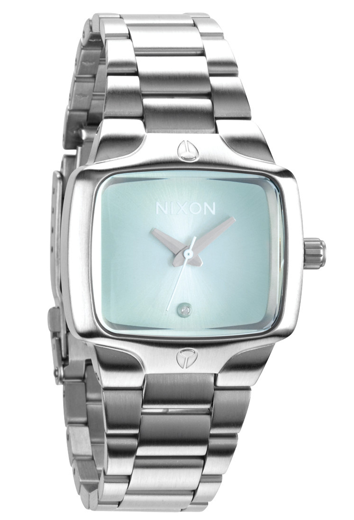 nixon small player damen uhr accessoire schmuck armbanduhr. Black Bedroom Furniture Sets. Home Design Ideas