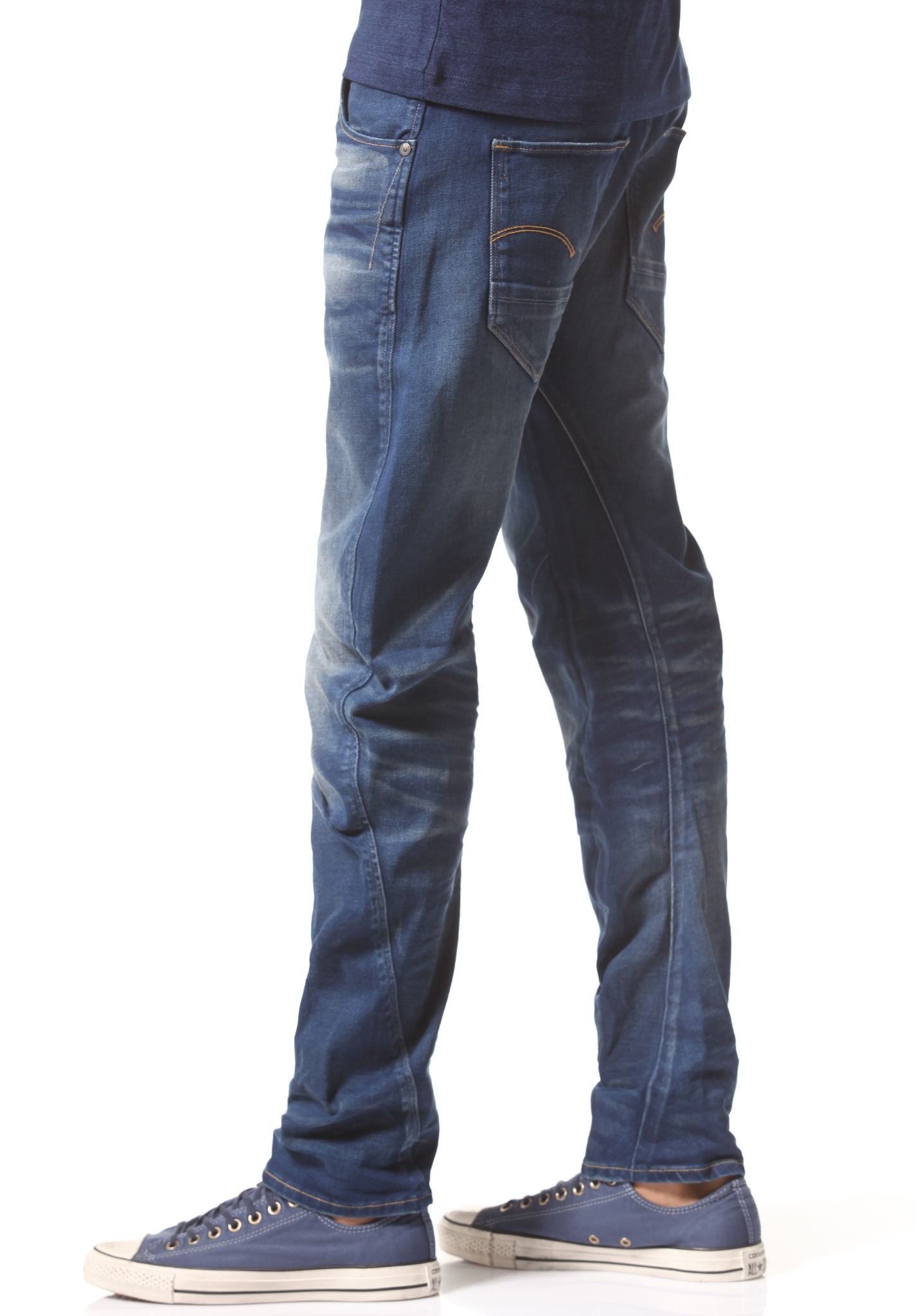 g star arc 3d slim herren jeans hose ebay. Black Bedroom Furniture Sets. Home Design Ideas