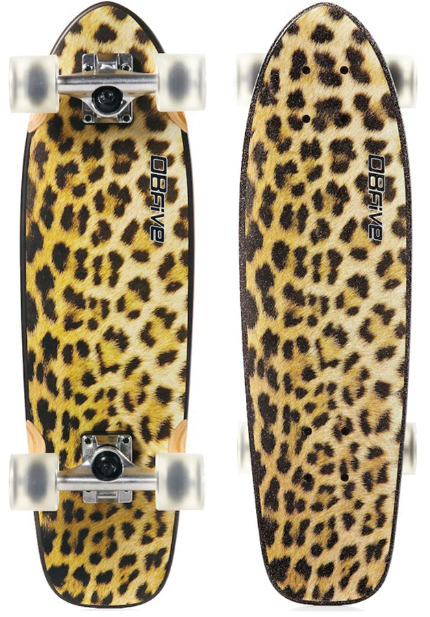 OB5 Big Cat Longboard 26.5