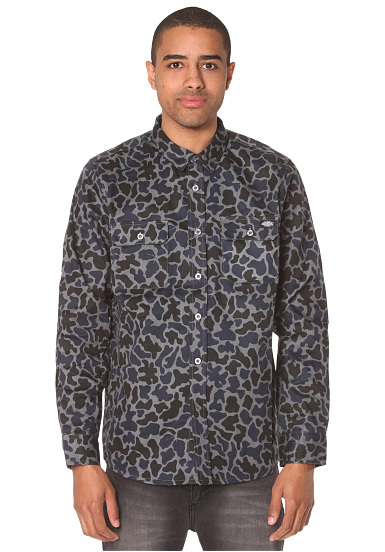 sites Internet Newkirk Dickies - Shirt Pour Hommes - Camouflage original amazone en ligne collections fiable Qa4YEjtN3L