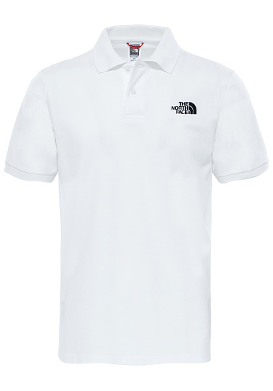 limité 100% original The North Face Piquet - Polo Pour Homme - Blanc Js3ofaED