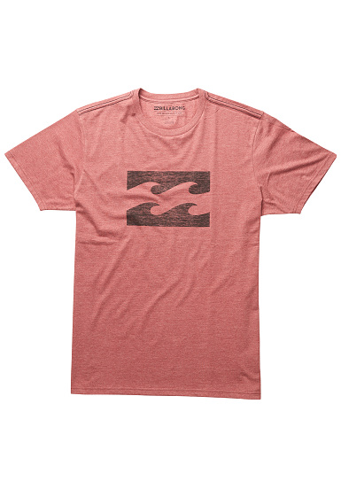 Billabong Ghosted - Shirt Pour Les Hommes - Rouge