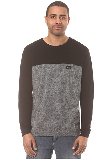 vente images footlocker Bande De Plate-forme Iriedaily Auf - Jersey Para Hombres - Negro vente best-seller PxCqeHcNu