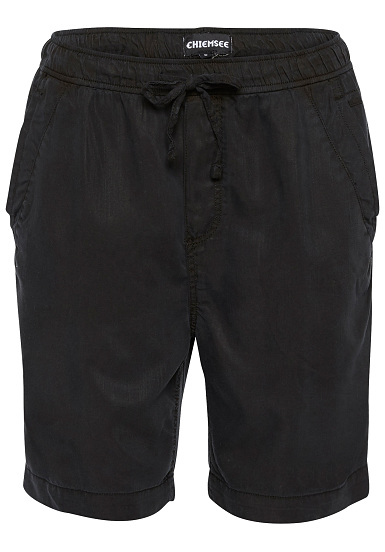 Chinois Chiemsee-shorts - Shorts Pour Femmes Chinoises - Noir