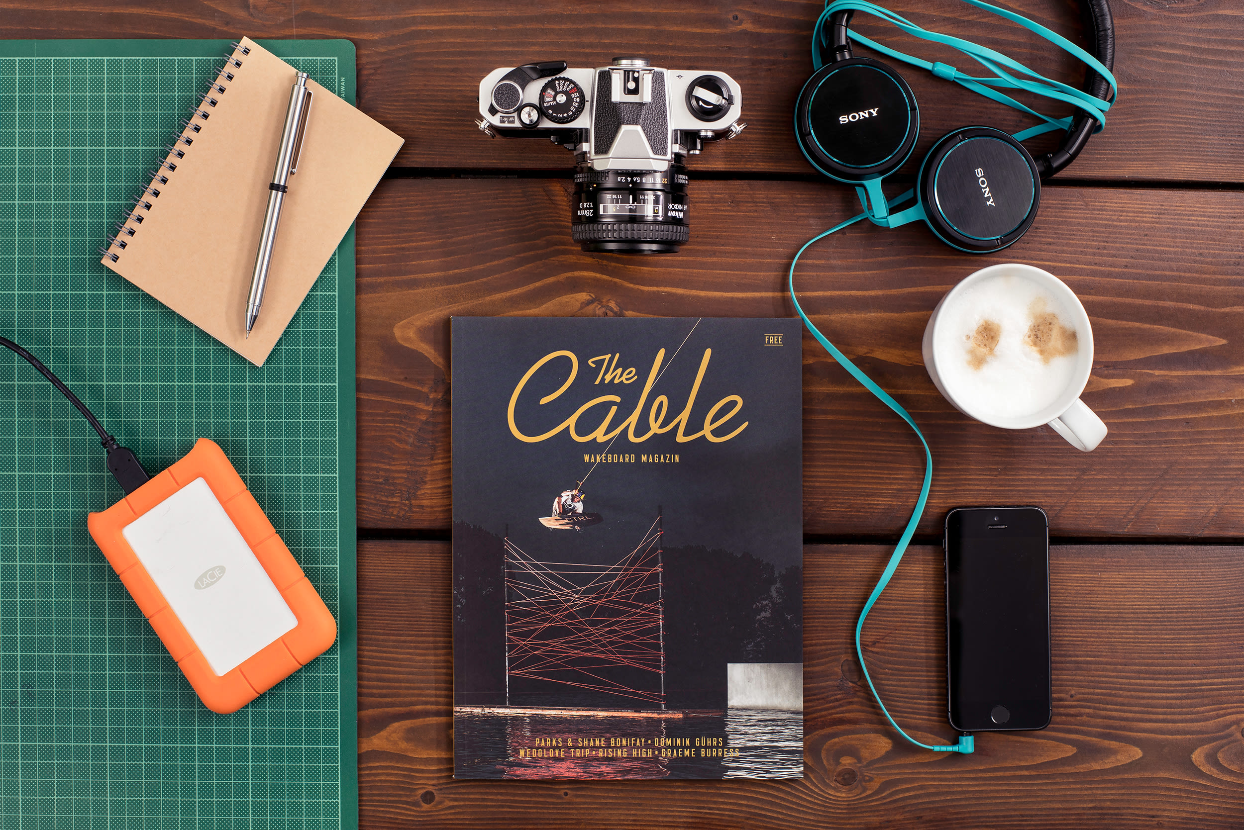 The Cable Wakeboard-Magazin