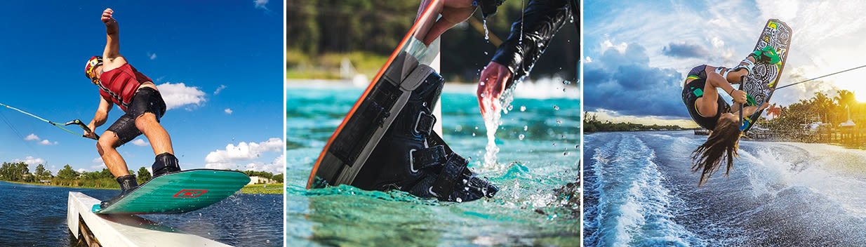 Planet Sports Surfwelt: Thema Wakeboarding