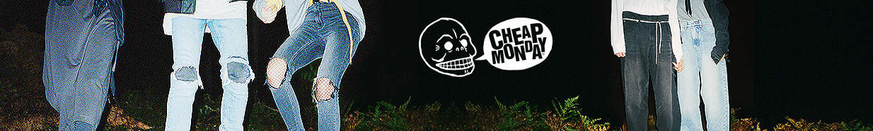 Brandheader Cheap Monday