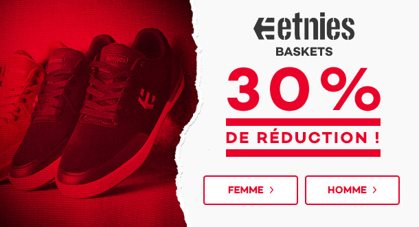 Chaussures Etnies Promotions