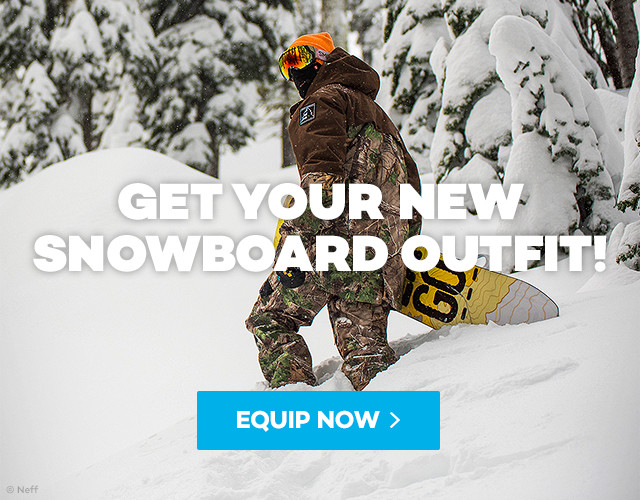 Snowboard Outfit