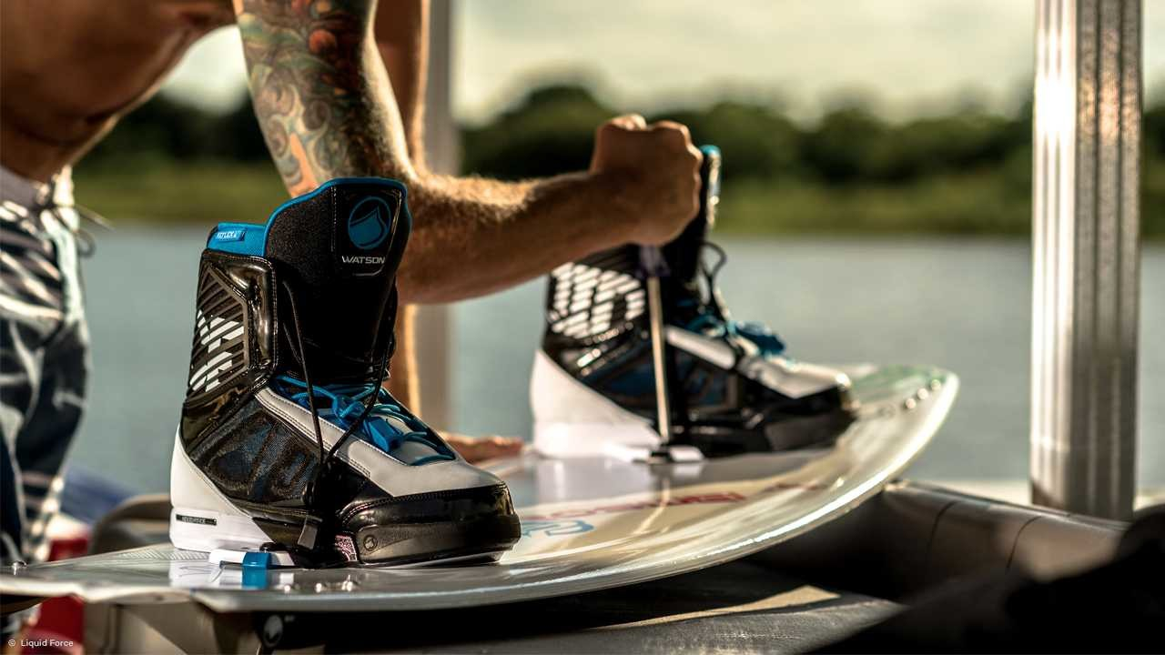 Wakeboard-Bindungen