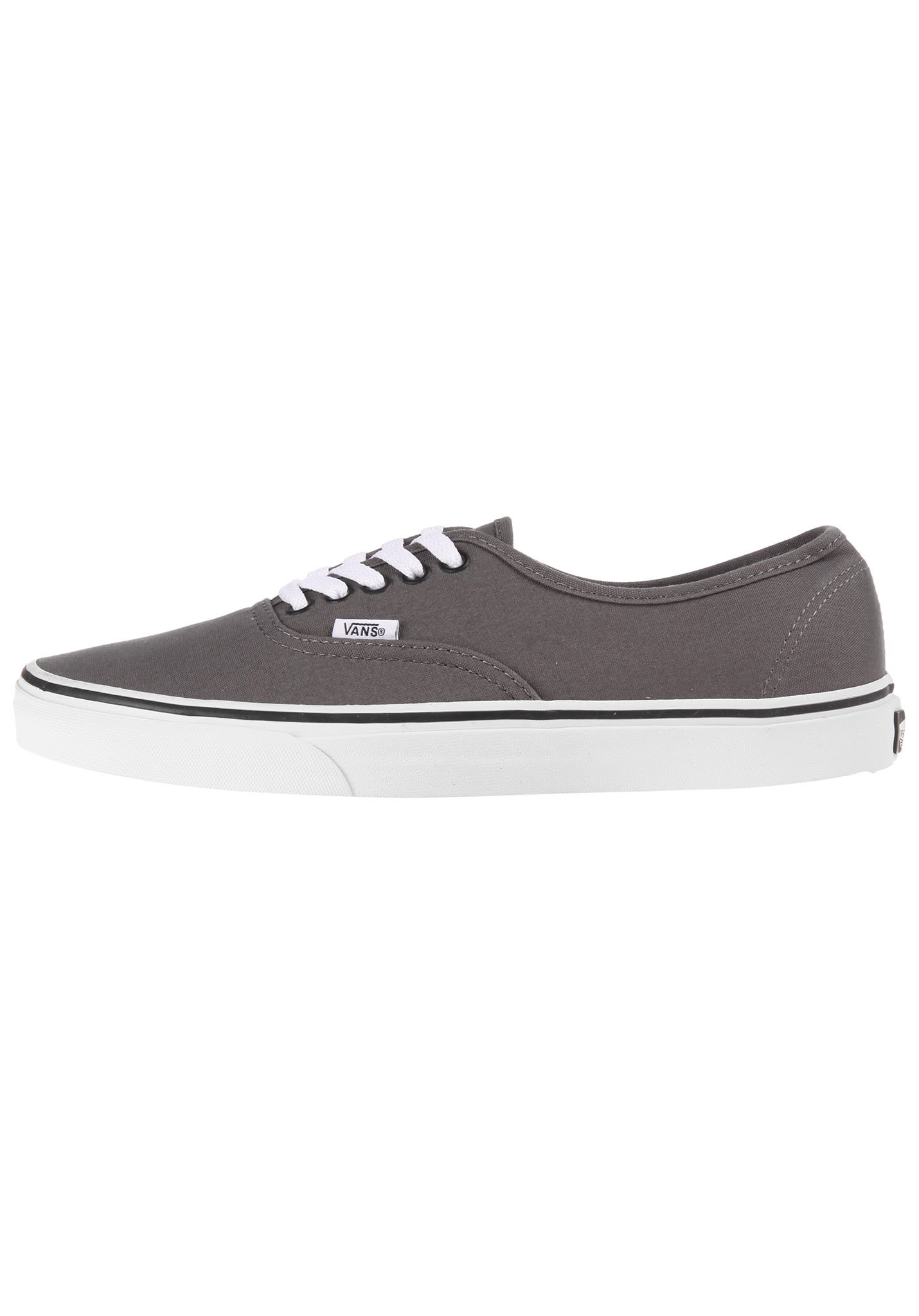 VANS Authentic Sneaker grau 5p6Ea