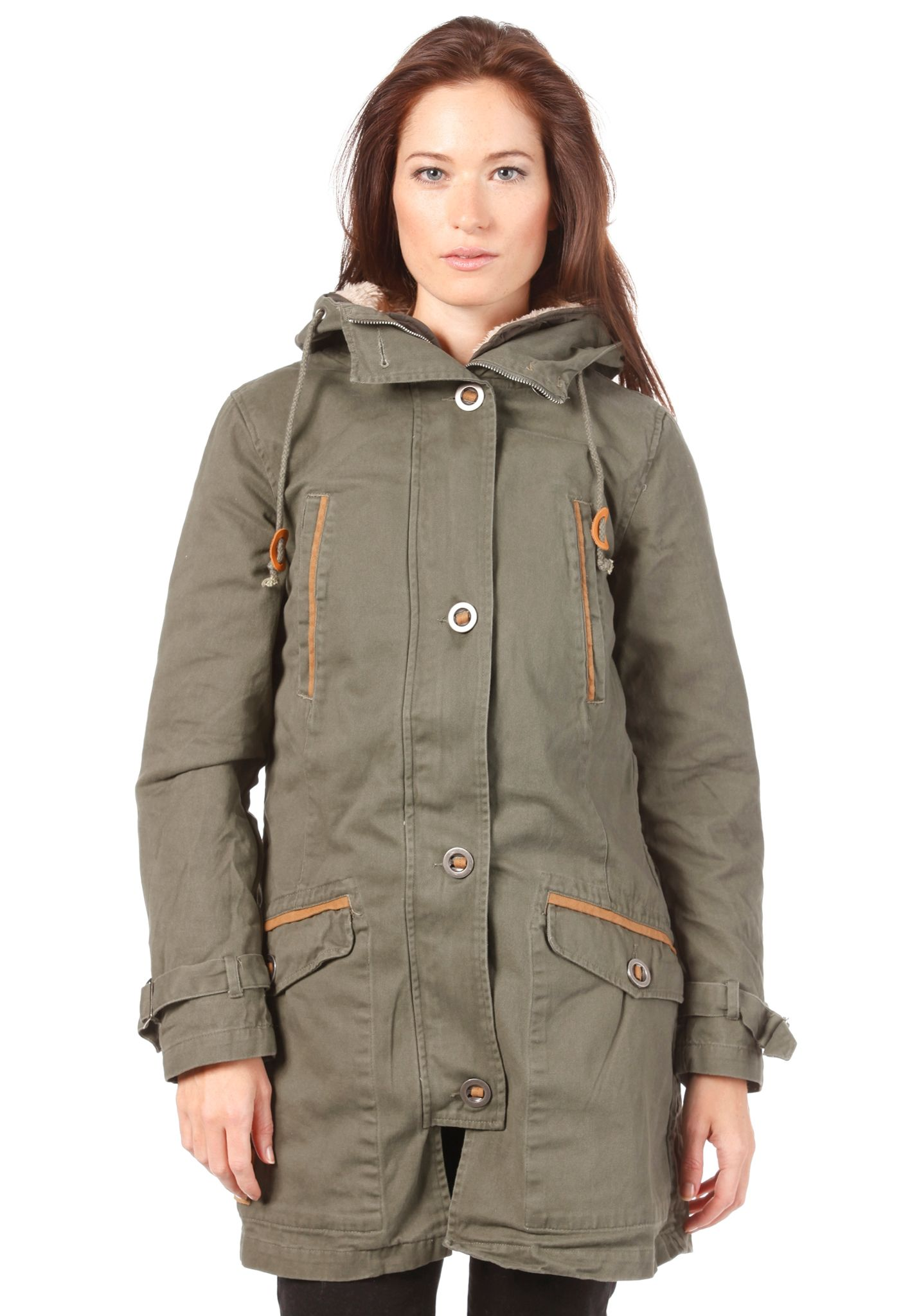 Vest Giacca Donna Verde Sherpa Planet amp; Parka Kain SITKA per wX0qxIAw