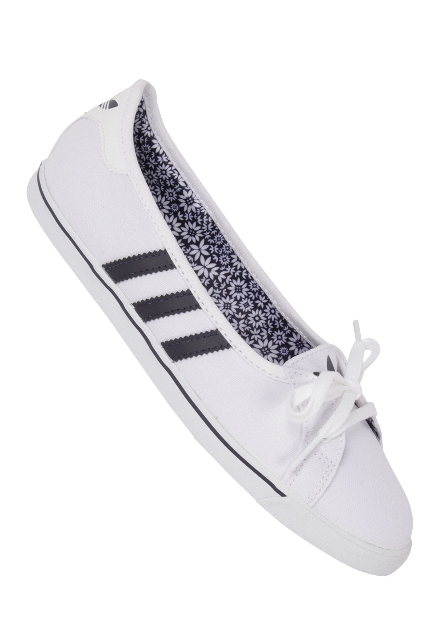 Star Shoes Adidas Women Ballerina White Court For Slim 5IqrRy7wq
