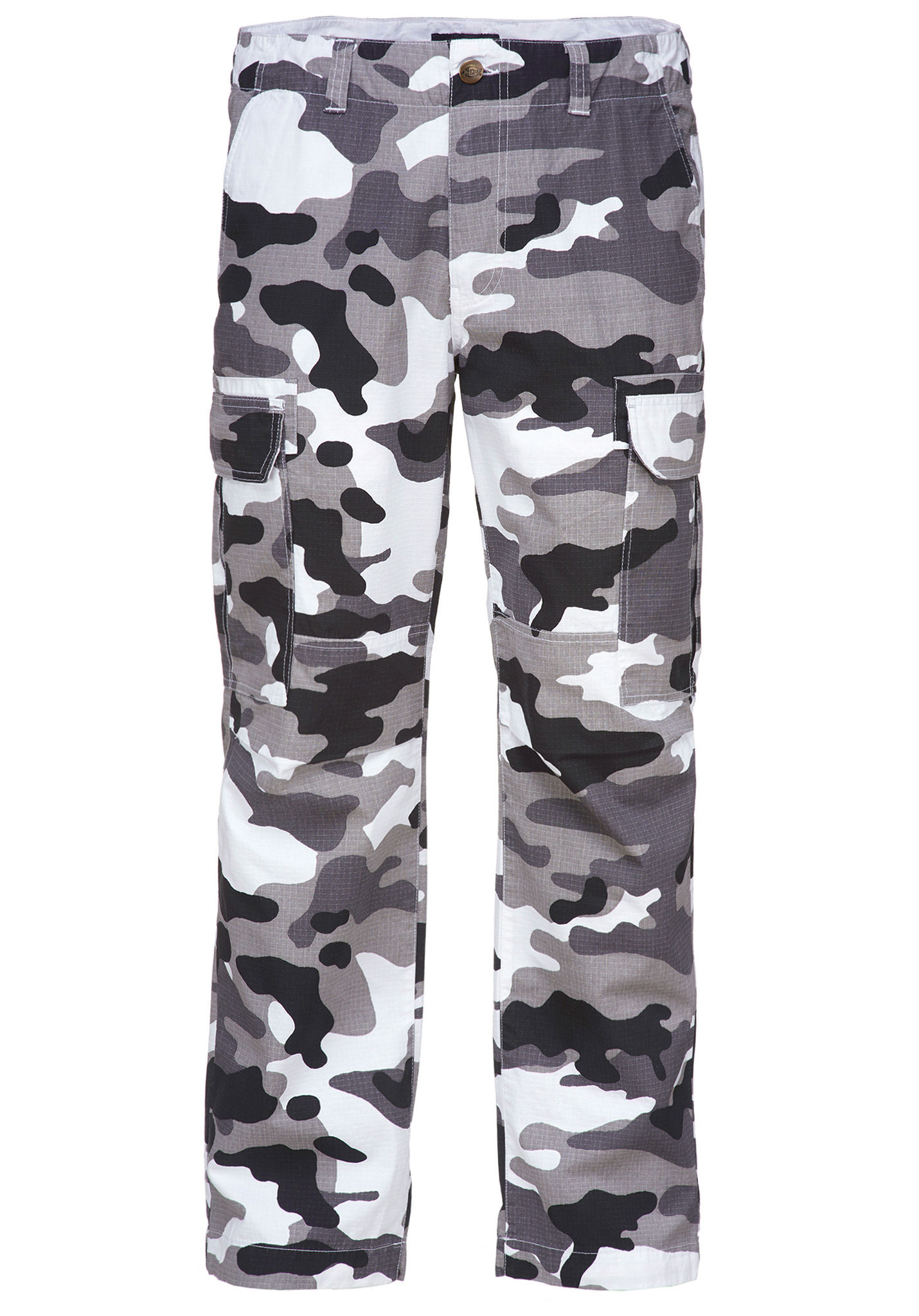 Per Sports York New Dickies Planet Camouflage Cargo Pantalone Uomo 8Ixqw