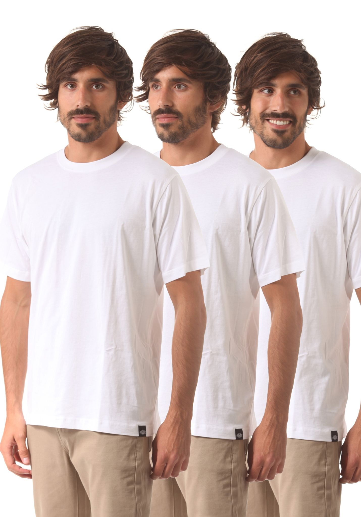 Browse Sale Online Mens T-Shirt Pack of 3 Dickies Sale Official Site Inexpensive Cheap Price Cheap Sale Prices From China Low Shipping Fee UCG6nk