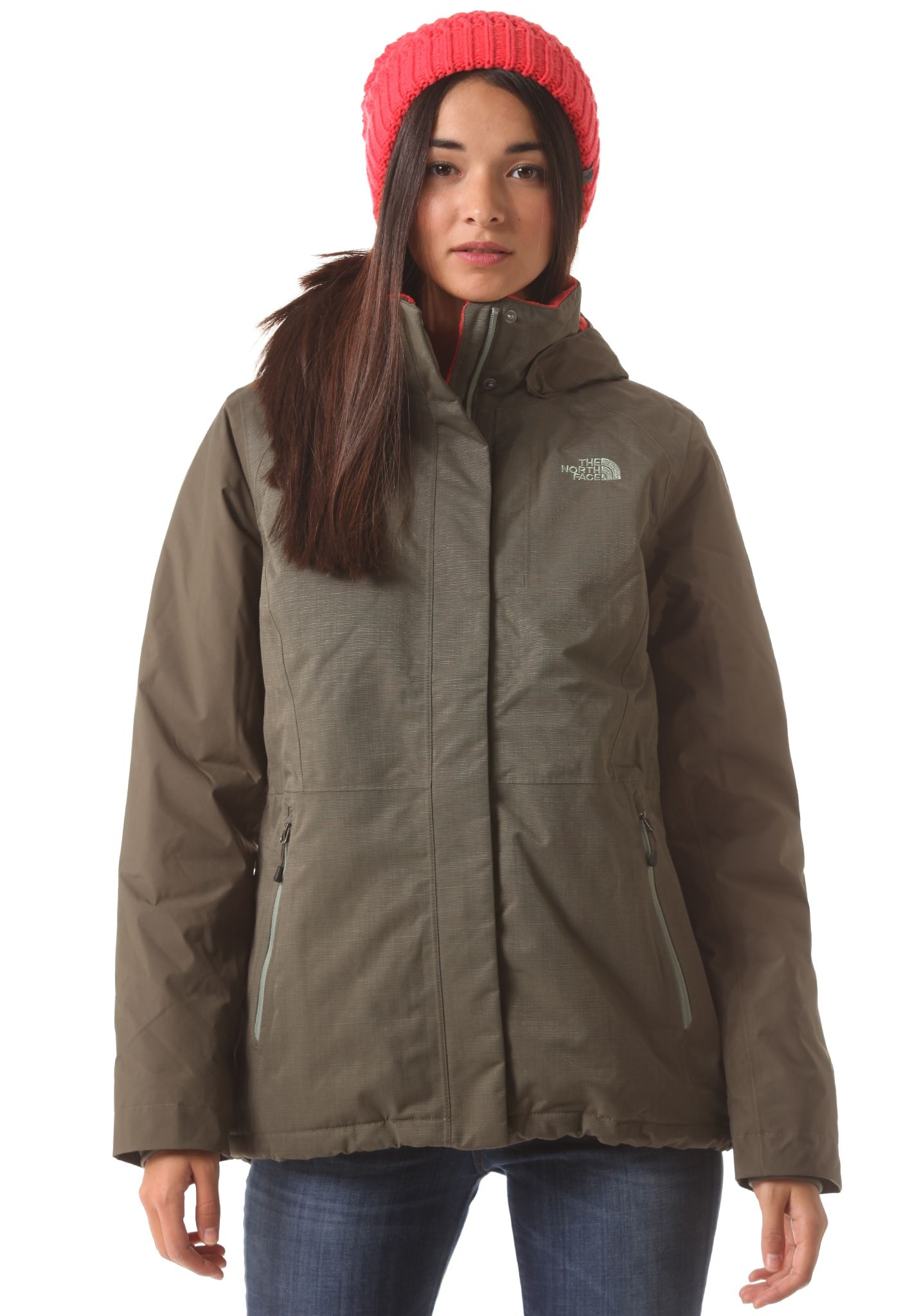 Face Insulated Sports Inlux North Vert Fonctionnelle Femme Veste Pour The Planet 4qBg5Zxw5
