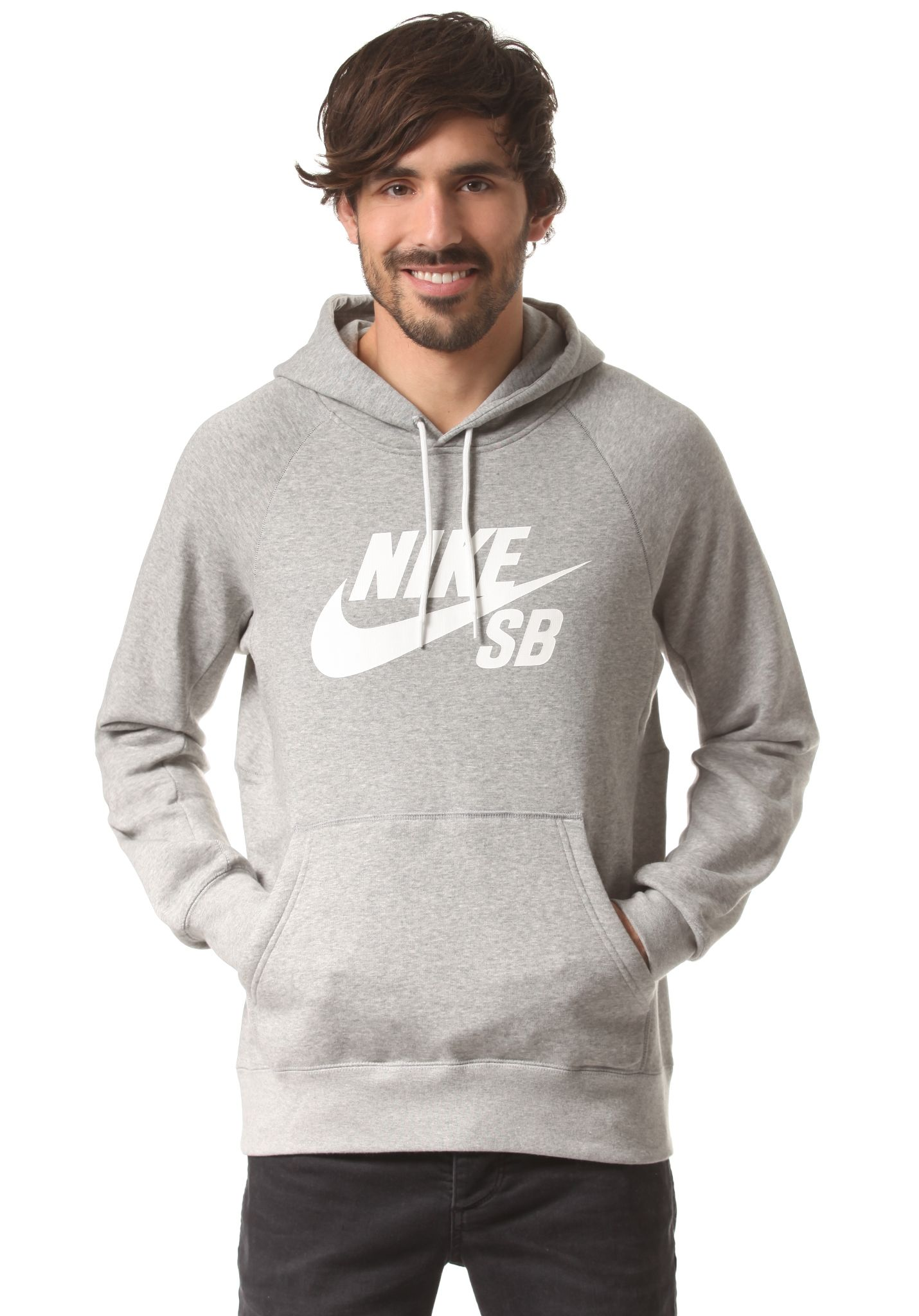 Nike Icon Pour Sweat À Sb Capuche Sports Homme Fleece Gris Planet Pxqrf4xw