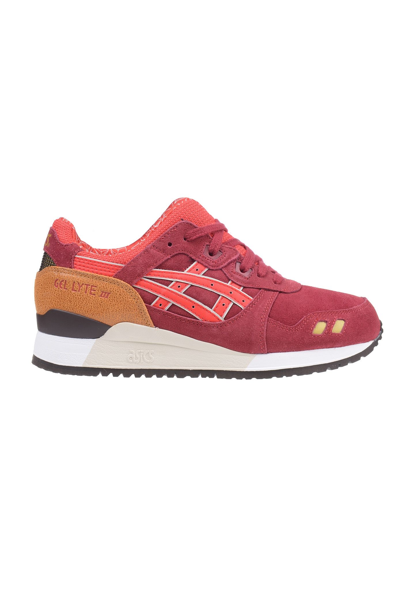 Planet Rouge Gel Asics Sports Iii Femme Lyte Pour Baskets g1wRqY0