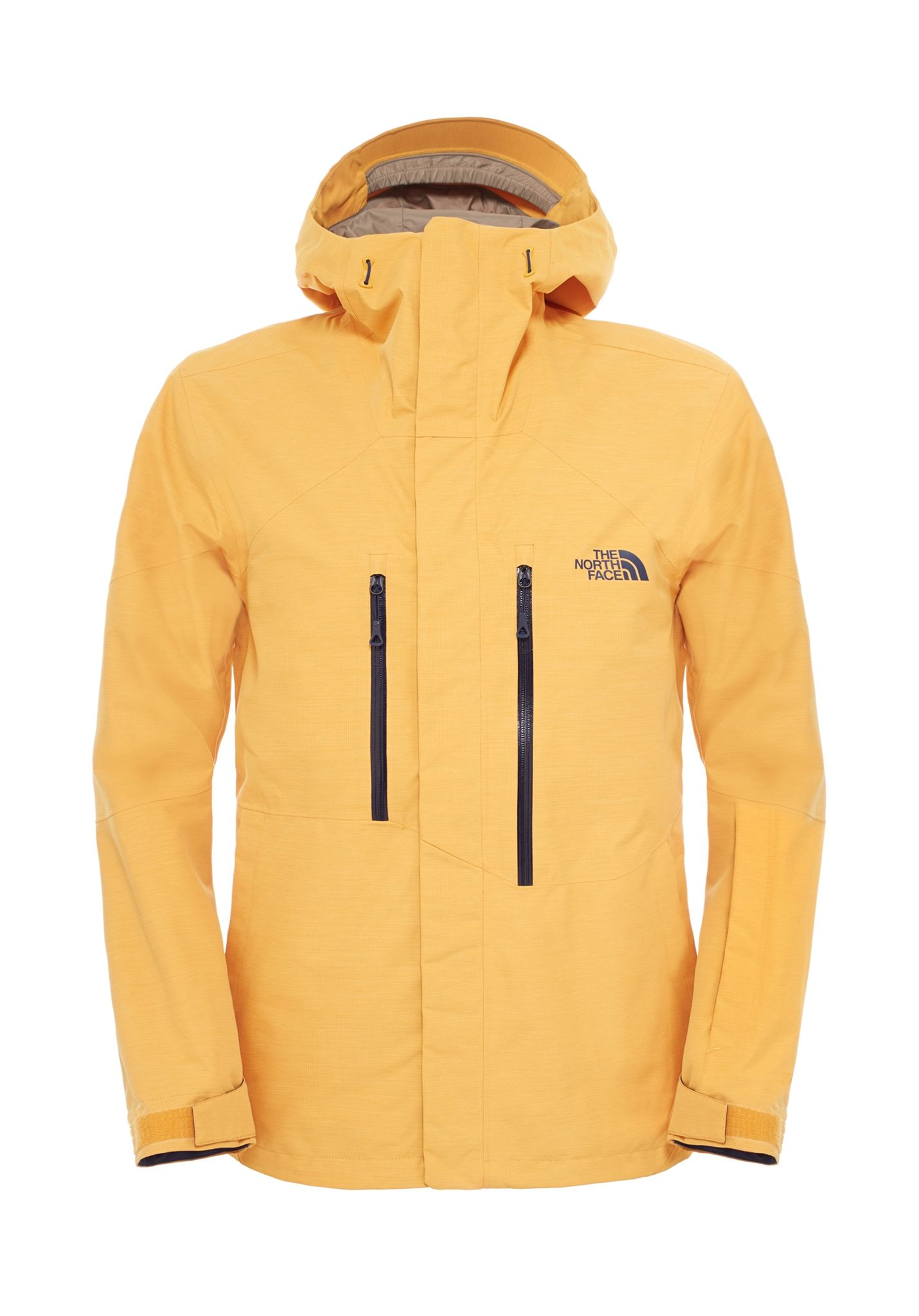 Planet Uomo Sports FACE THE NFZ NORTH Giallo snowboard per Giacca q7p8wY