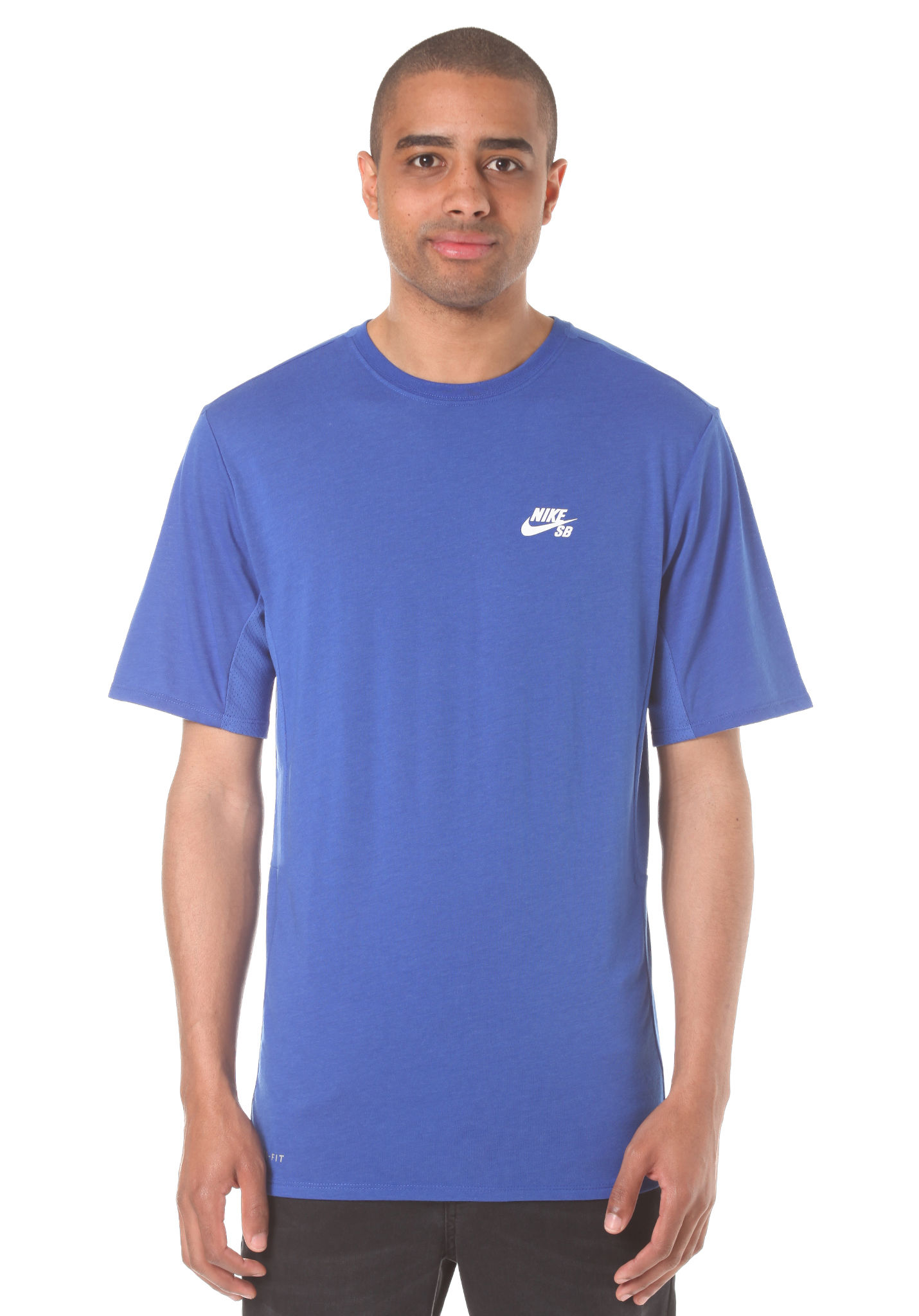 Skyline Nike T Planet Dri For Men Shirt Gfx Cool Sb Fit Blue r5fY1r