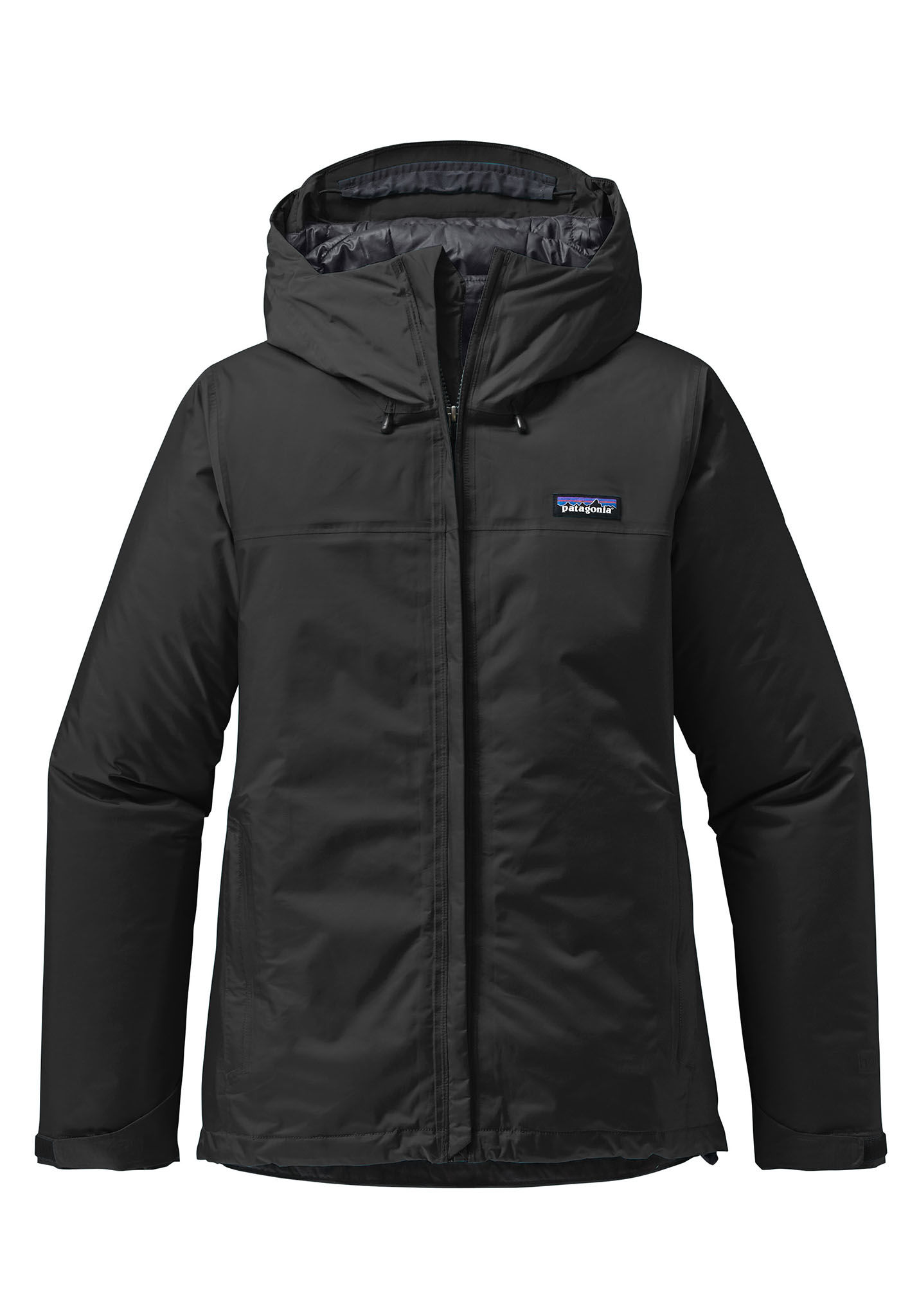 outdoor per Insulated Giacca Torrentshell Nero PATAGONIA Donna wqtzSTqF
