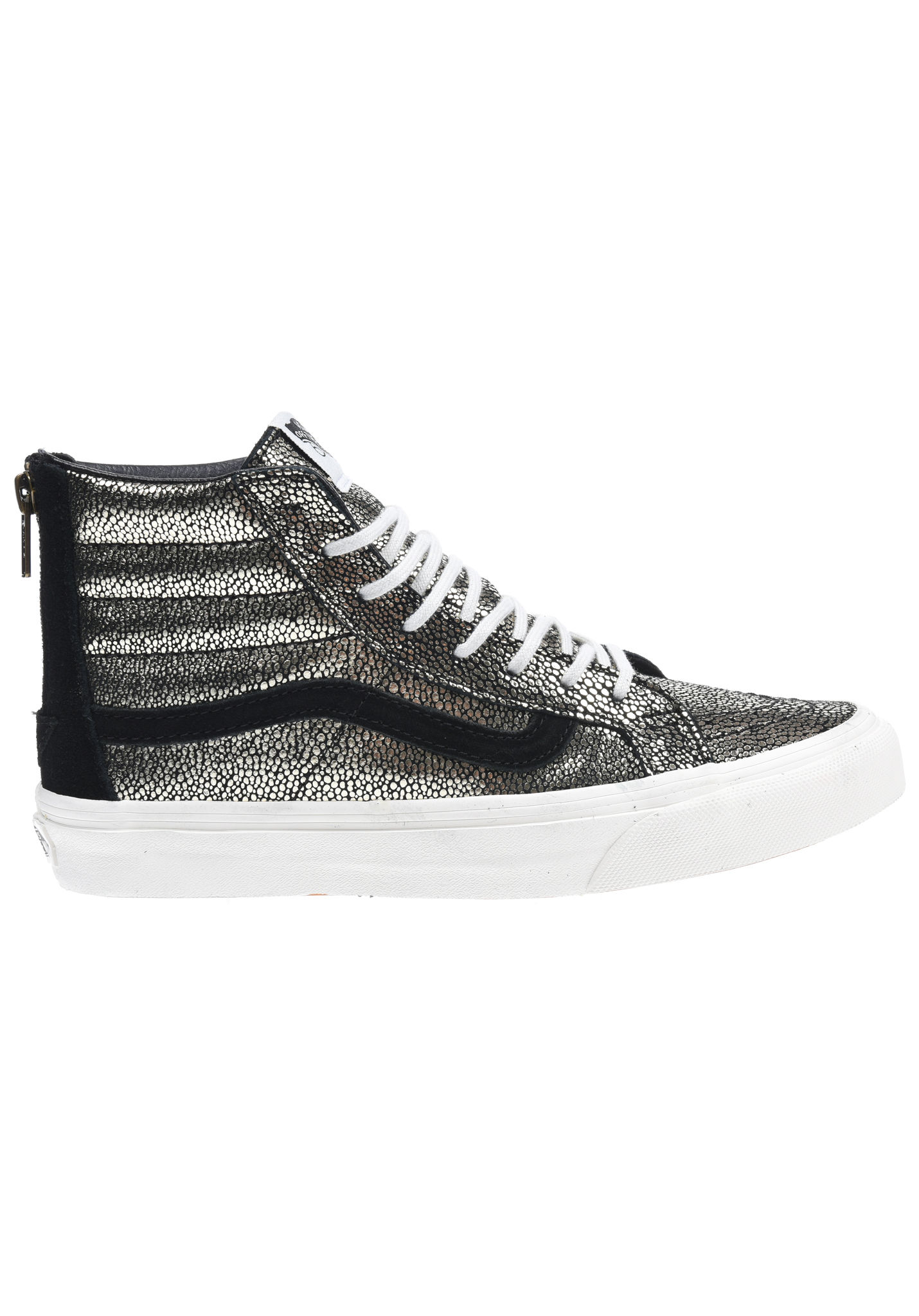 Zip Femme Sk8 Vans Or Planet Sports Hi Pour Baskets Slim tT41CqwH