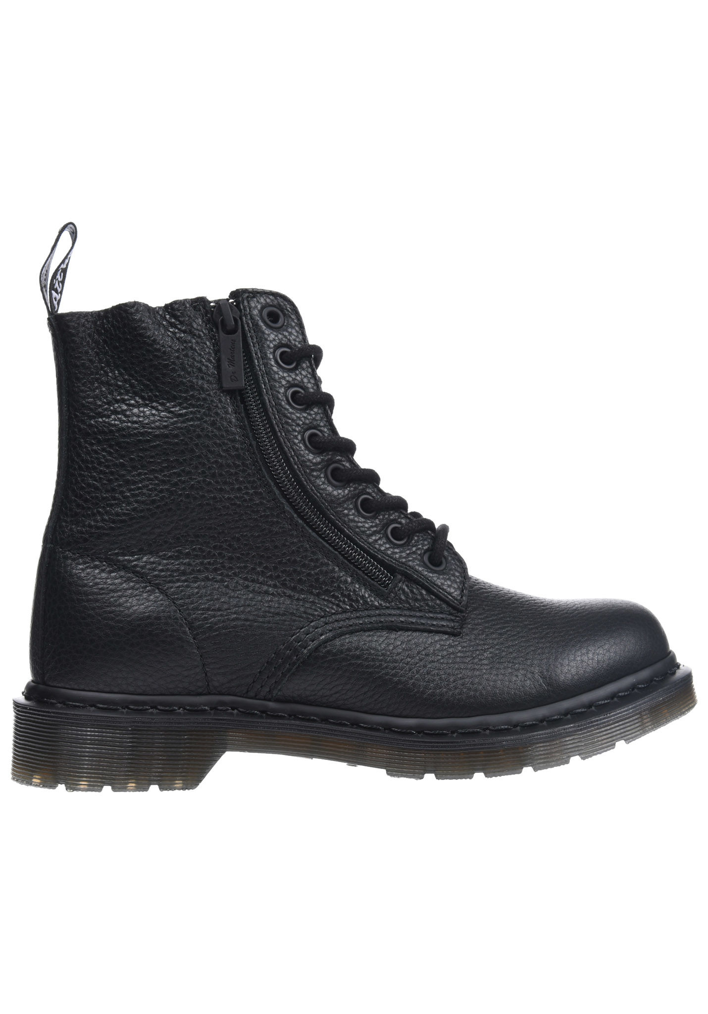 Dr. Martens Women Pascal w/Zip Regular Boots Affordable Online XJJd5I7