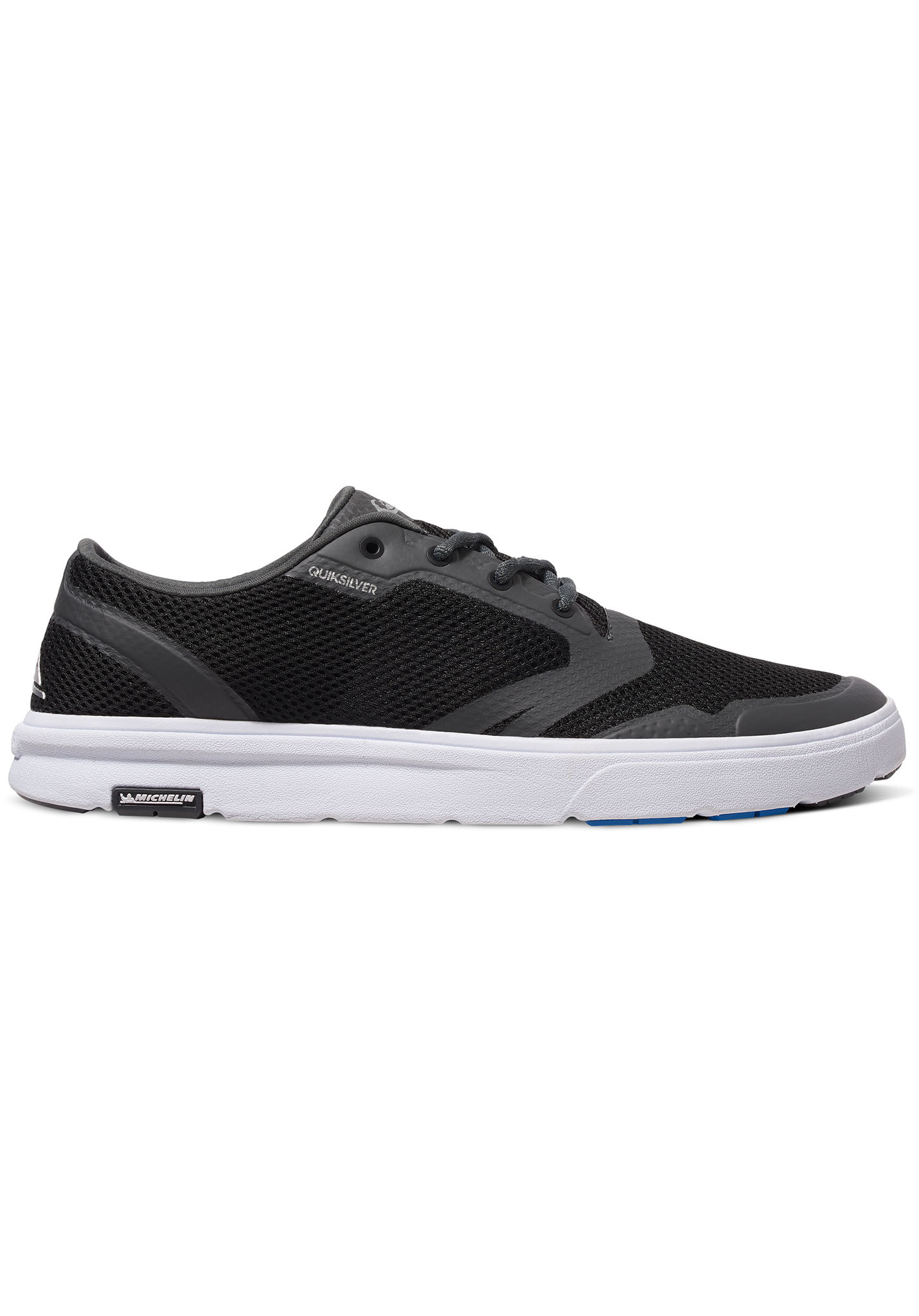 Amphibian Pour Homme Baskets Plus Planet Quiksilver Sports Noir 7UxCC