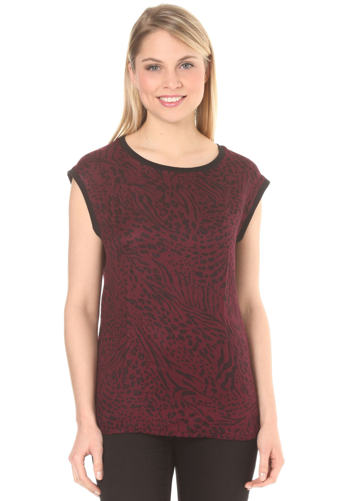 Pour Femme Pretty Rouge Planet Wild Sports Volcom Top shxtrdCQ