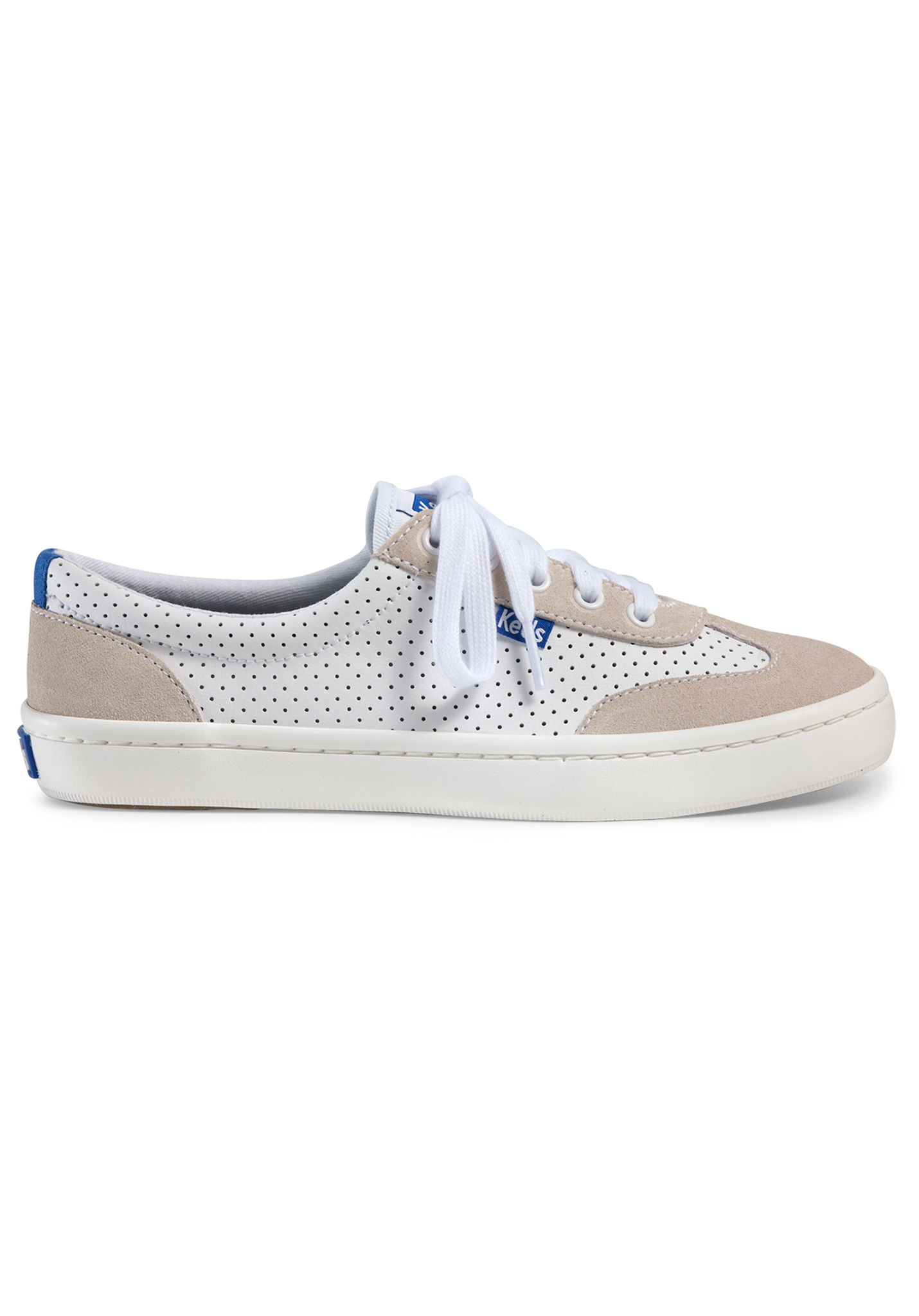 Keds Tournament Perf Blanc SH0rONE7