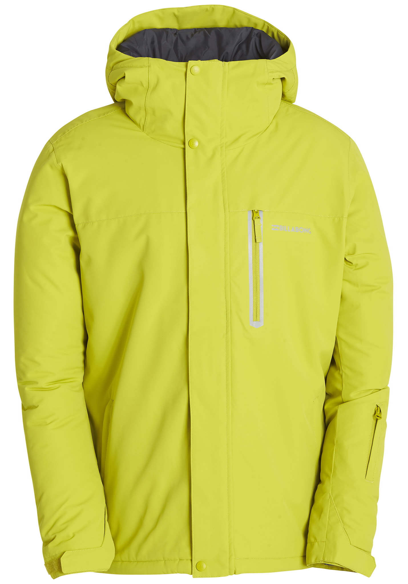 All Day, Abrigo para Hombre, Amarillo (Yellow), XL Billabong