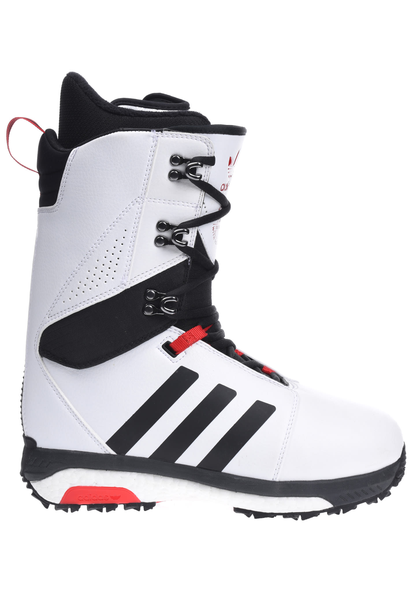 Adidas Snowboarding Homme Snowboard Adv Tactical De Boots Blanc Pour O0nwkP