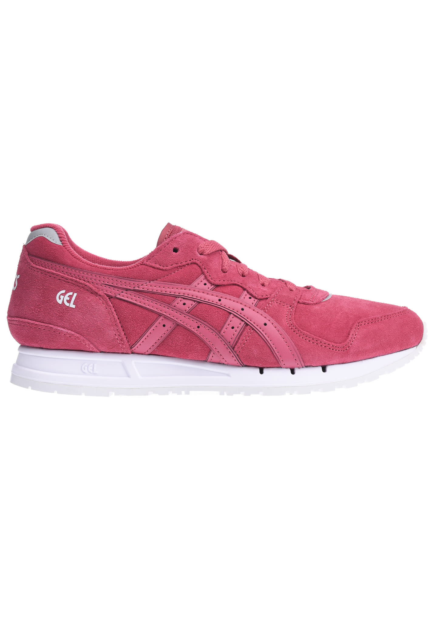 Womens Formateurs De Gel, De Movimentum Asics Magenta