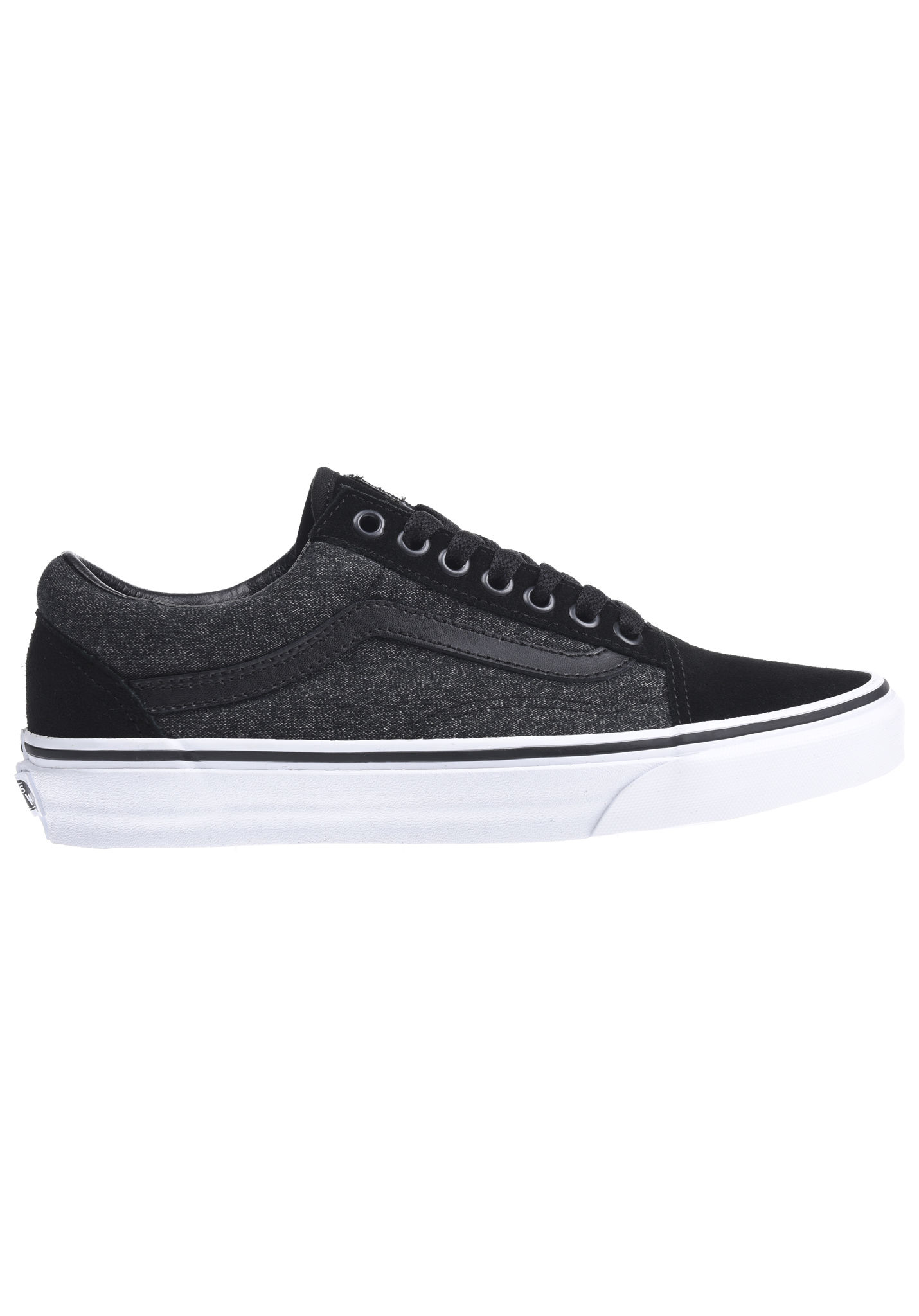 Planet Negro Zapatillas Old Vans Skool Sports 4ZqA4P