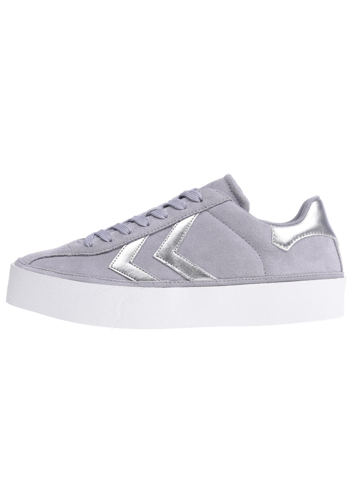 Sports Planet Pour Gris Hummel Highrise Femme Diamant Baskets WH9YED2I