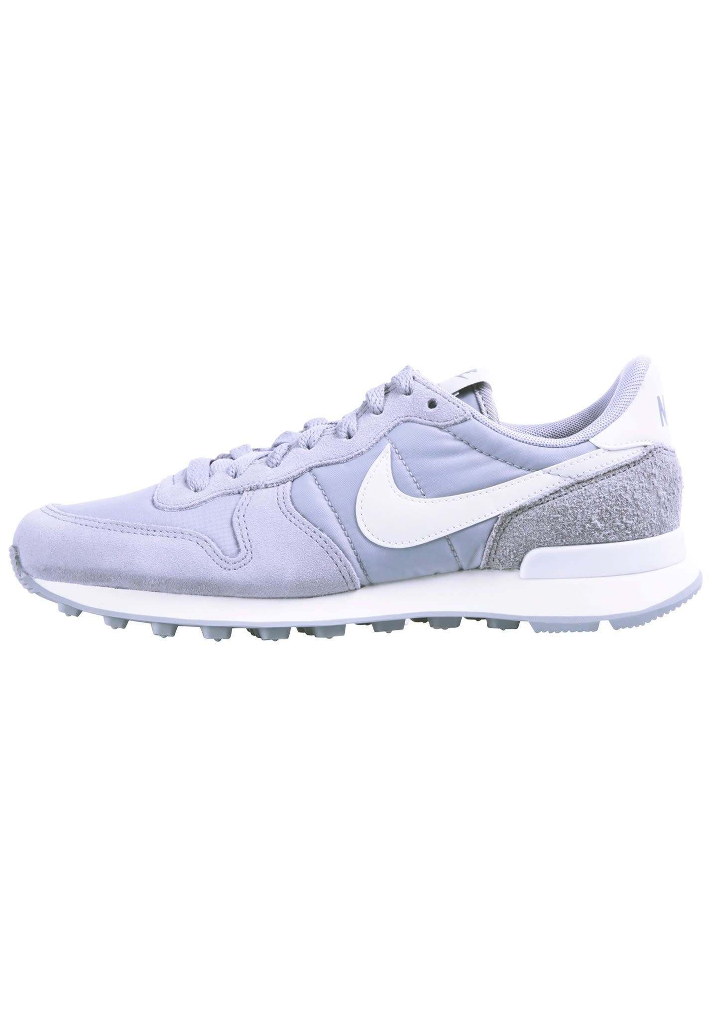 Sportswear Pour Internationalist Nike Baskets Femme Gris XiOPkZu