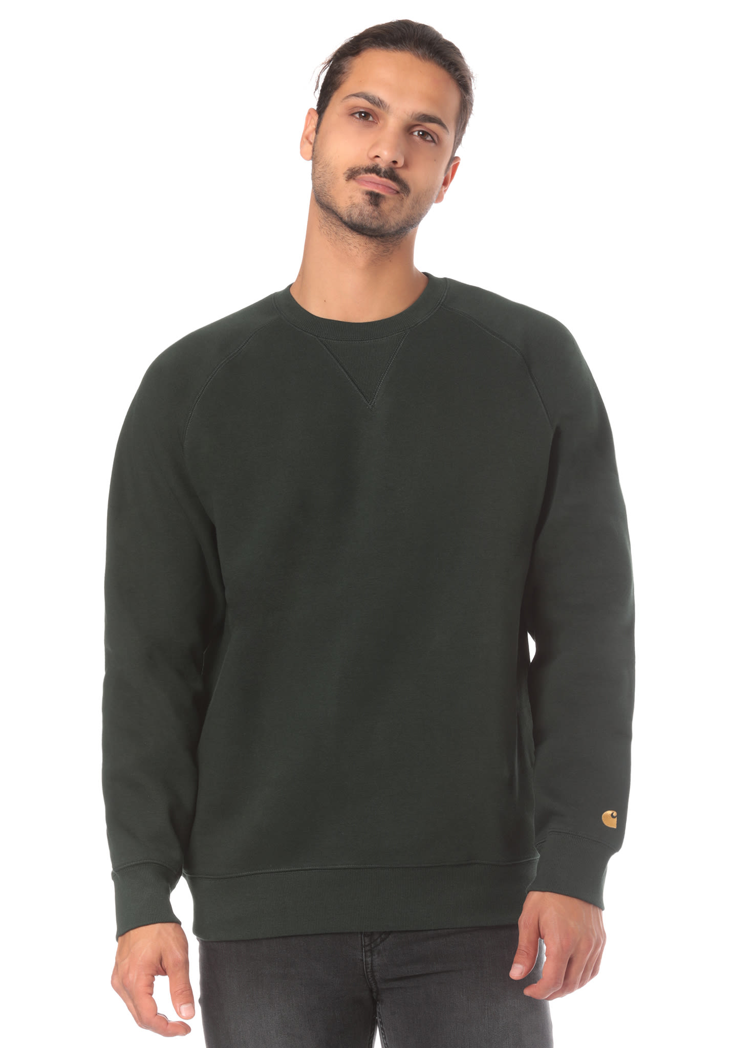 Sports Vert Carhartt Pour Wip Chase Homme Sweat Planet xXqqH0wP7