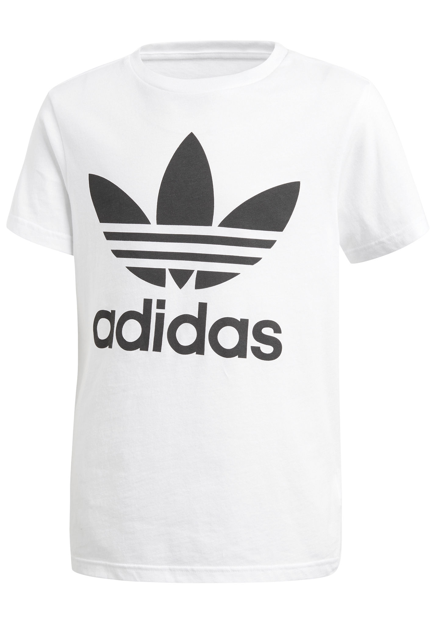 Shirt Originals Wit Adidas Trefoil Sports T Planet MVUpqzSG