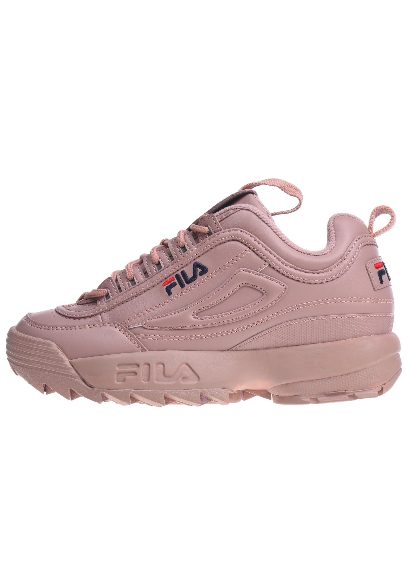 Fila Fashion Shoes Women Pink Low Disruptor Heritage For 8grw7q8fx