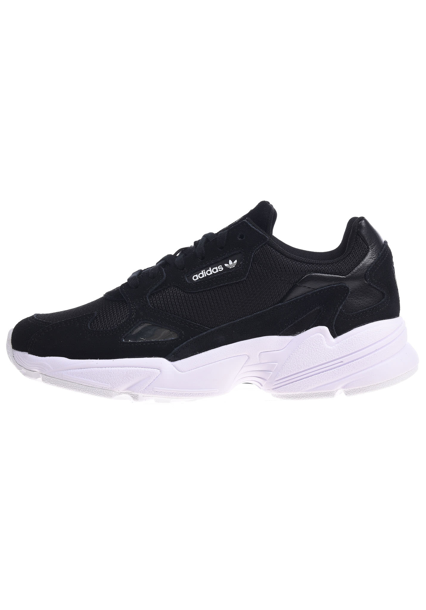 Zapatillas Negro Mujeres Planet Originals Falcon Para Adidas VUSMzp