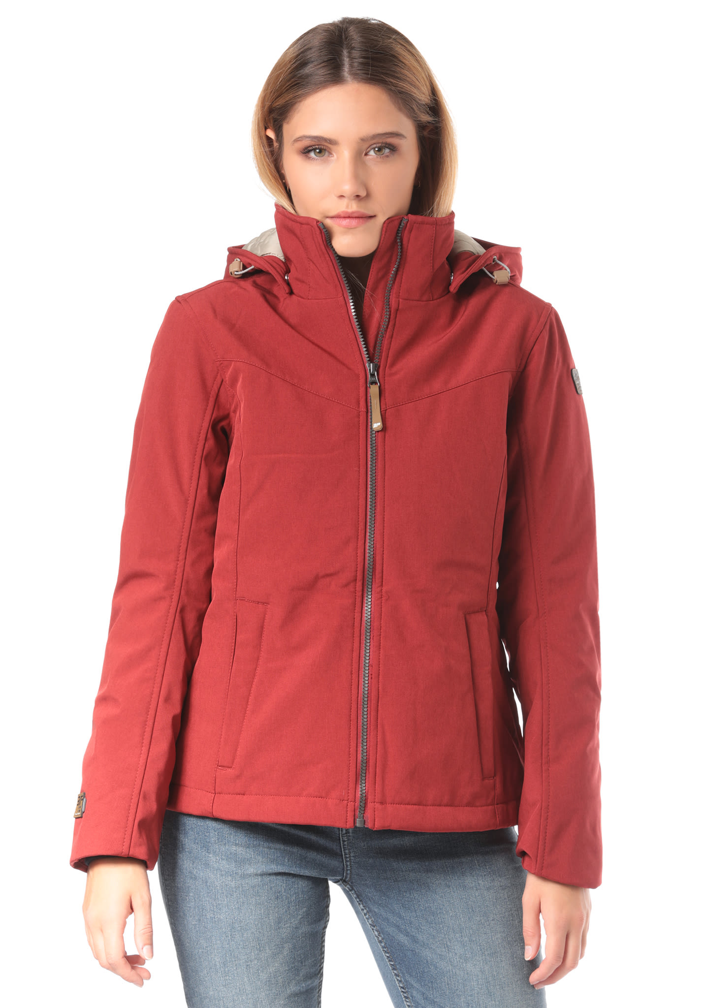Tecnica Per Planet Xawpw Giacca Rosso Icepeak Donna Sports Taya rPAfP