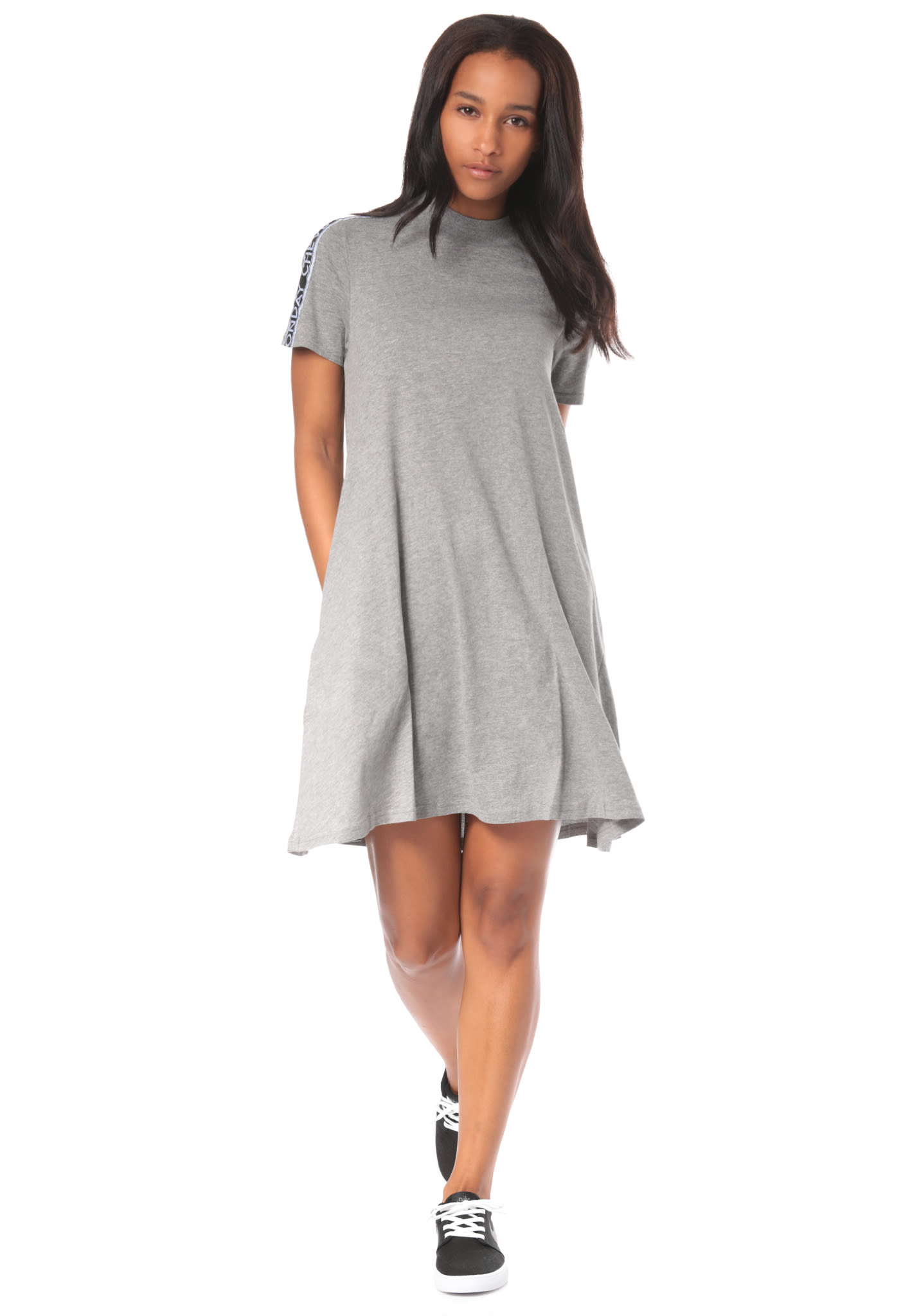Tape Para Gris Mujeres Vestido Cheap Mystic Monday WeDYH2IE9