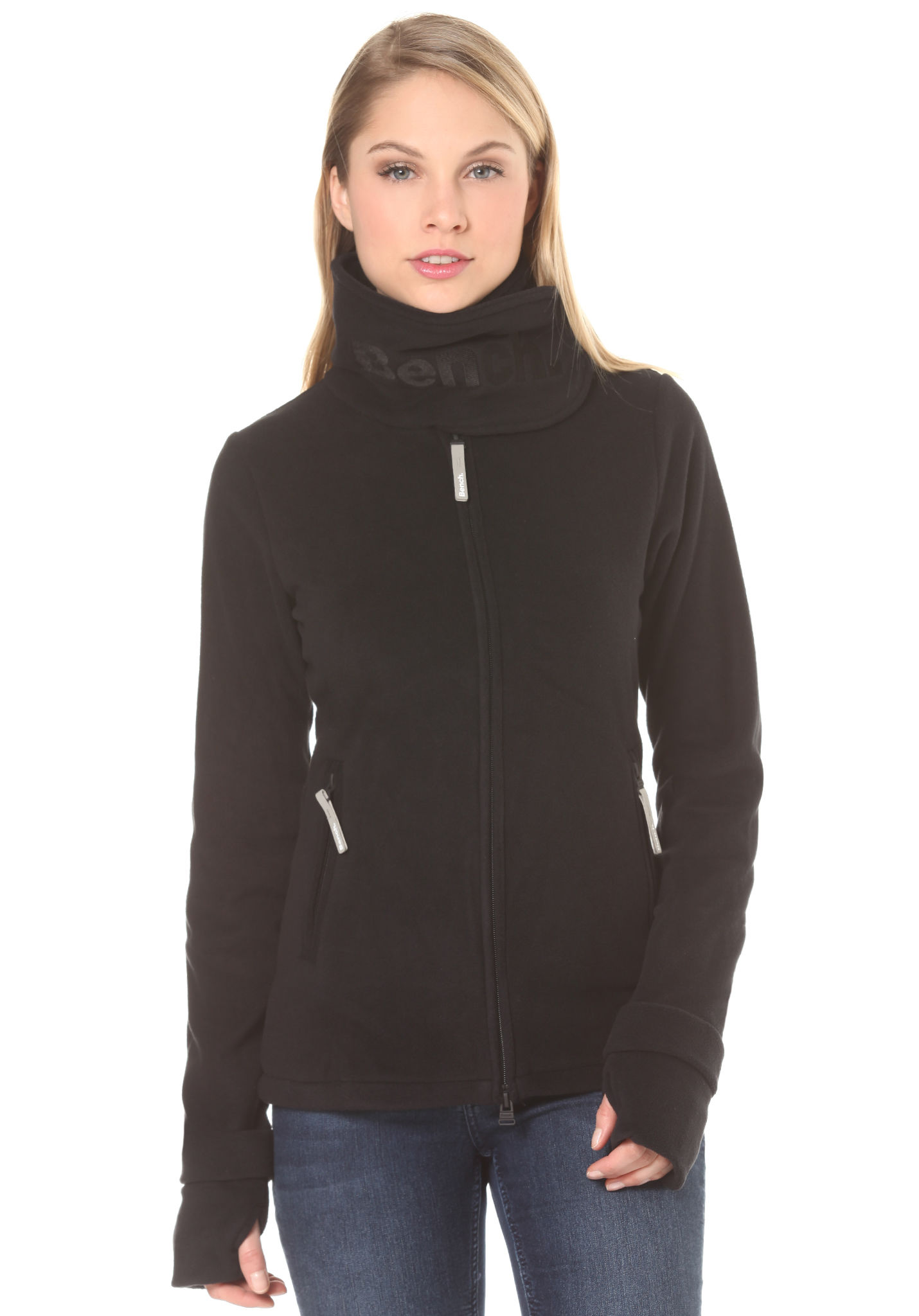 Bench jacke fleece damen
