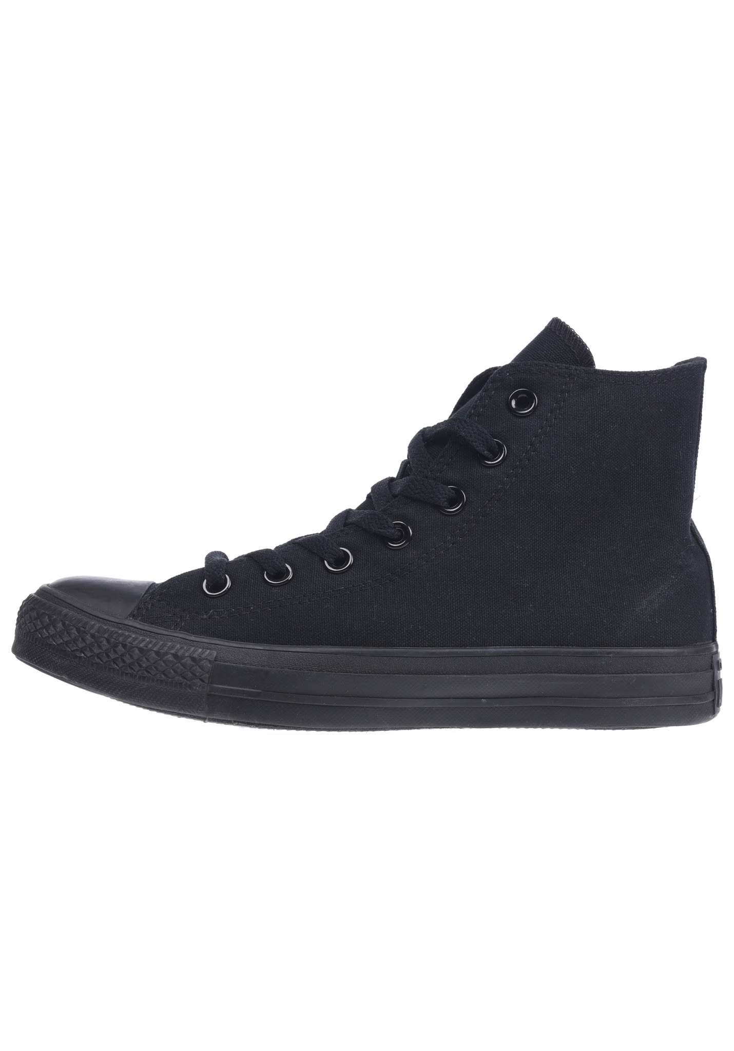 600bfc5d6fd Converse Chuck Taylor All Star Hi - Sneakers - Black - Planet Sports