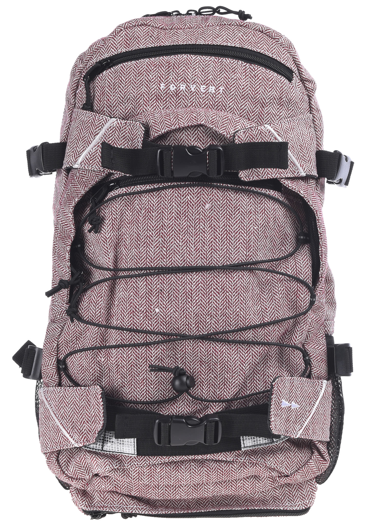 df78bd41f643 FORVERT New Louis 20L - Backpack - Red - Planet Sports