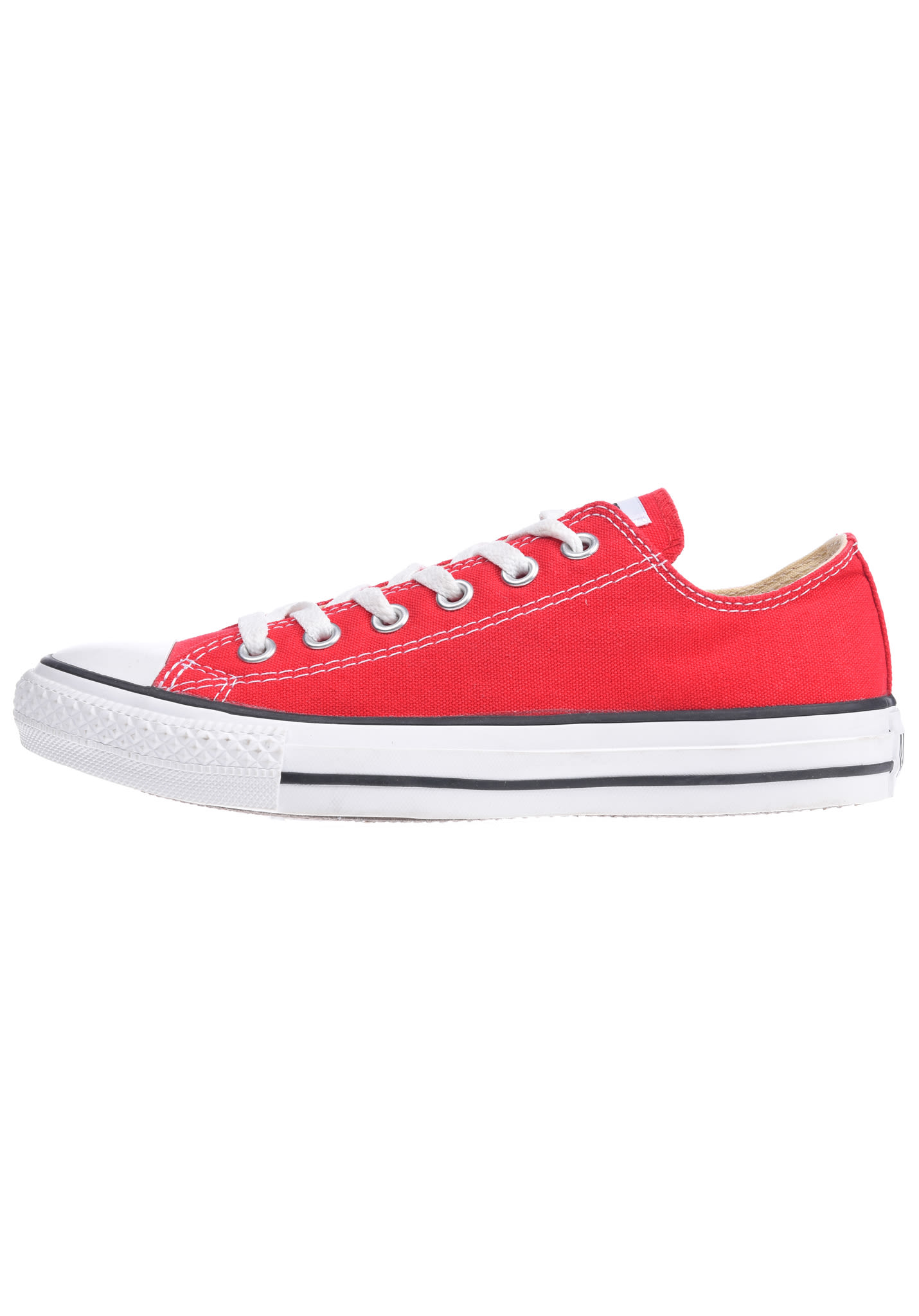 04212749083c8 Converse All Star Ox - Sneakers - Red - Planet Sports