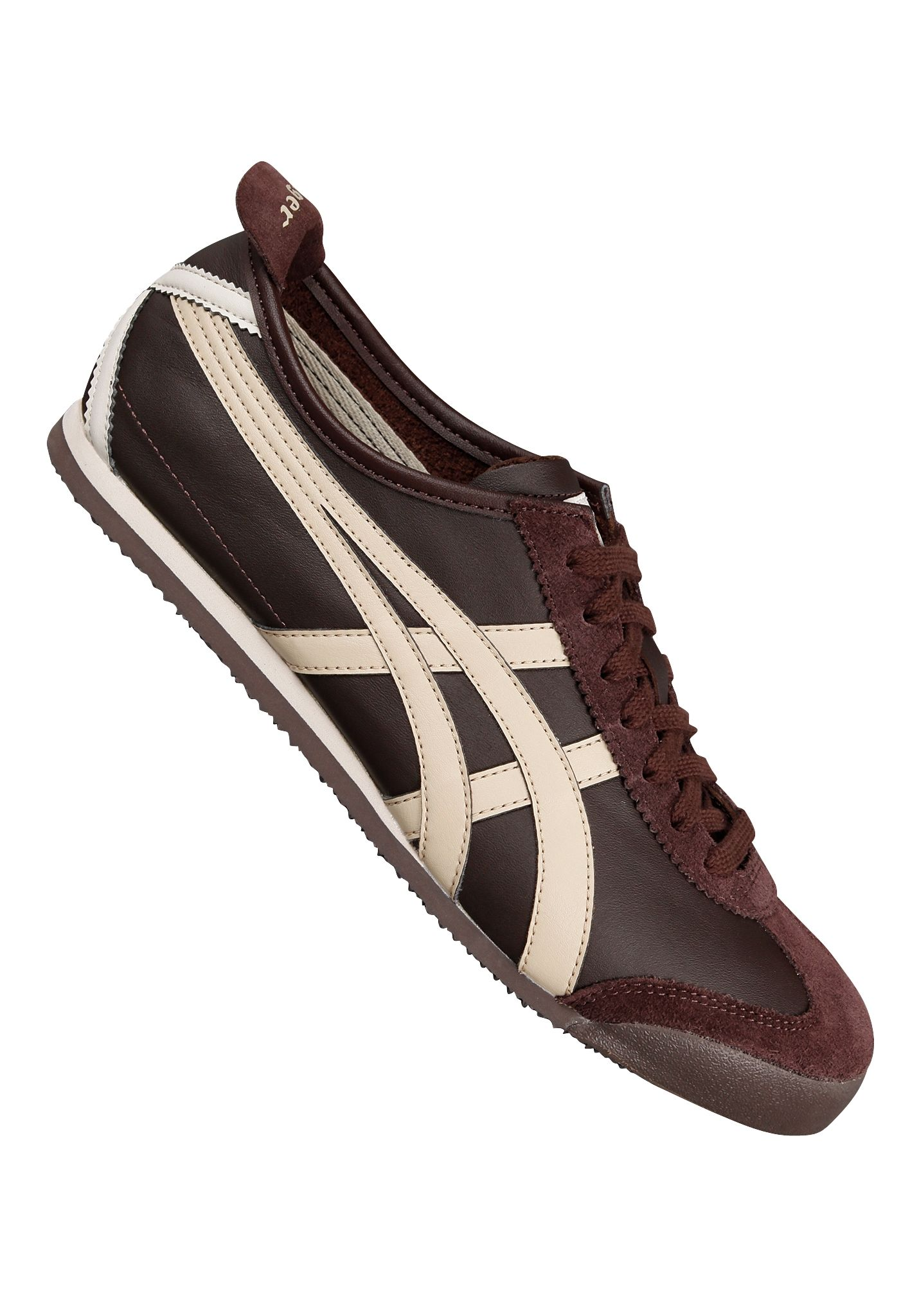 ASICS Onitsuka Tiger Mexico 66 Sneakers for Men Brown Planet Sports