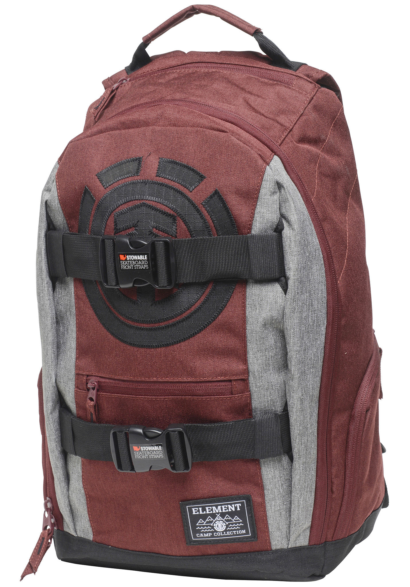 962f6c3c301a Element Mohave 30L - Backpack - Red - Planet Sports