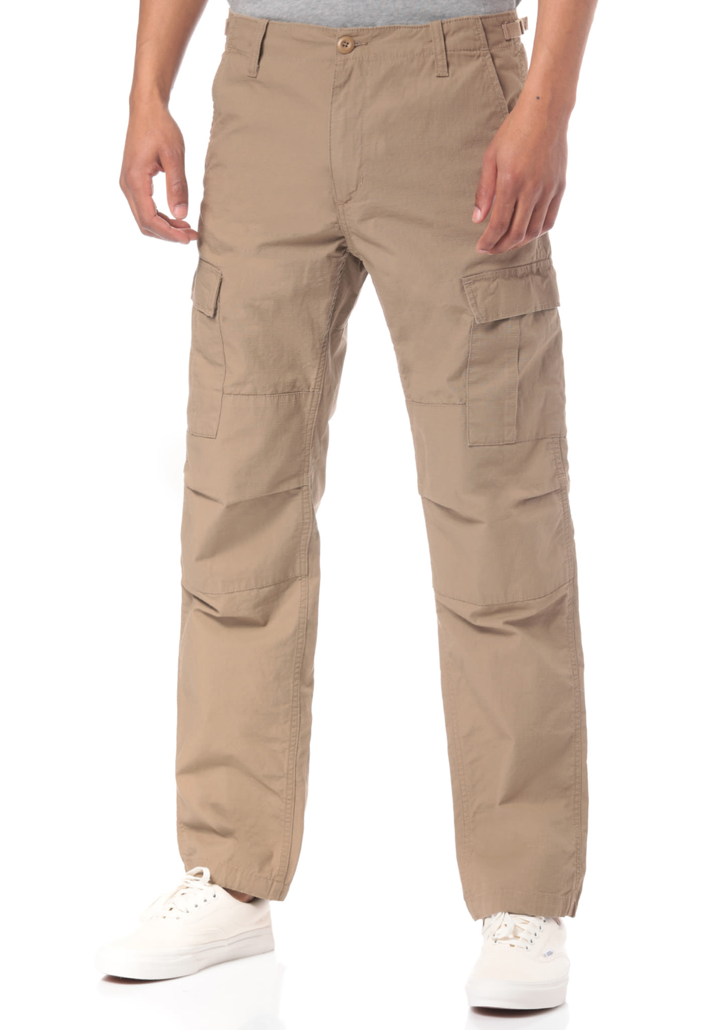 bf8c0044d4 carhartt WIP Aviation - Cargo Pants for Men - Brown - Planet Sports