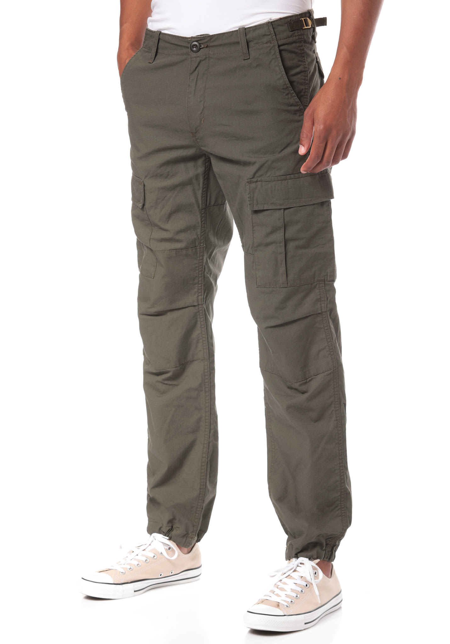6b720417 carhartt WIP Aviation - Cargo Pants for Men - Green - Planet Sports
